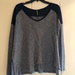 Color-block Lightweight Shirt